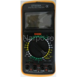 Multimetru digital DT-9208A