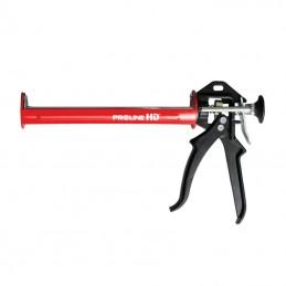 Pistol silicon HD cu cadru otel si maner aluminiu 225mm PROLINE HD, 5903755180087