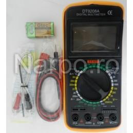 Multimetru digital DT9208A SENIT