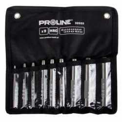Set perforatoare 2.0-22.0mm - 15piese PROLINE