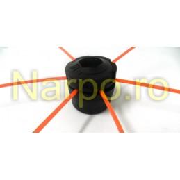 Tambur mosor spyder trimmer 6 capete filet 10mm
