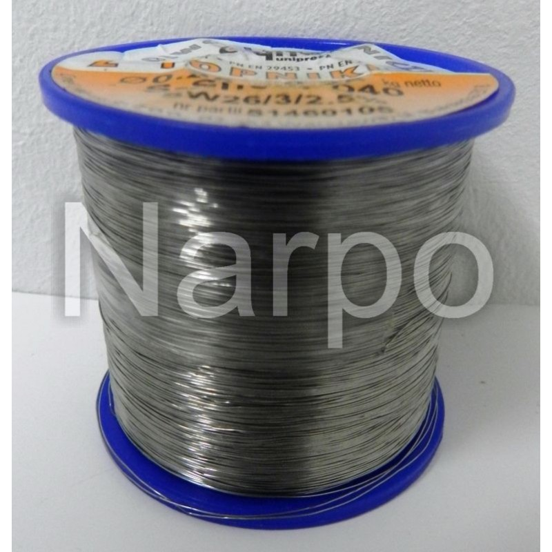 FLUDOR 0.25MM/250G SN60PB40 CYNEL LUT0001-250