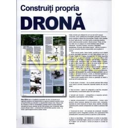 Construiti propria drona - Alex Elliott - Editura MAST
