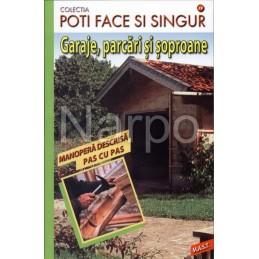 Garaje, parcari si soproane - Editura Mast