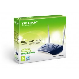 Range Extender Wireless N 300Mbps TL-WA830RE TP-Link