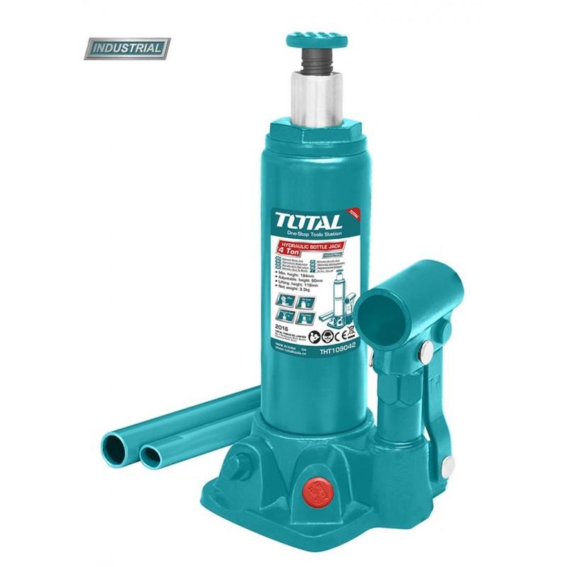 Cric hidraulic auto - butelie - 4T (INDUSTRIAL)