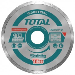 Disc diamantat continuu - ceramica - umed - 115mm (INDUSTRIAL)