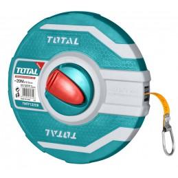 Ruleta 20m x 12,5mm - eficienta 3:1 - fibra sticla