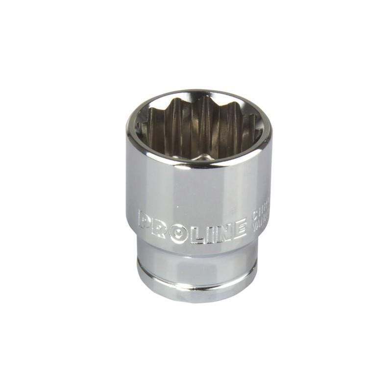 Cheie tubulara dublu-hexagonala 1/2'' 29mm