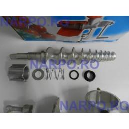 Masina manuala pentru tocat rosii, material fonta, Micul Fermier, GF-0829