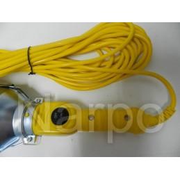 Lampa de lucru cu led portabila cu intrerupator cablu 10 metri cablu 220V