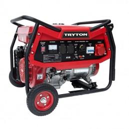 Generator electric pe benzina mobil - 12/230/400v / 5KW