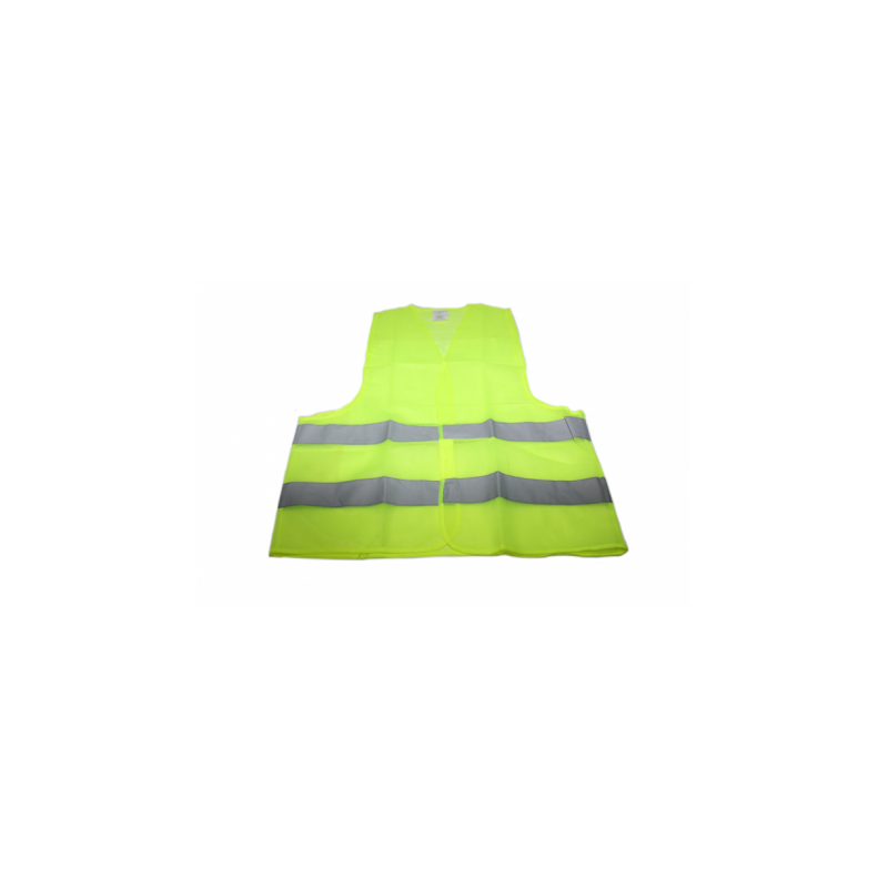 Vesta reflectorizanta verde