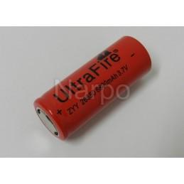 Acumulator Li-ion UltraFire 26650 LC26650 3.7V