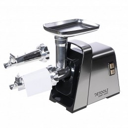 Masina electrica inox de tocat carne 1400W MGG-140
