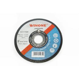 Disc abraziv Winone pentru metal D125