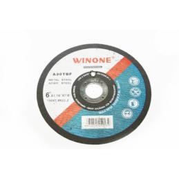 Disc abraziv Winone pentru metal D180
