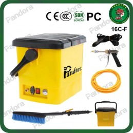 Pompa de spalat cu acumulator si rezervor apa 16L