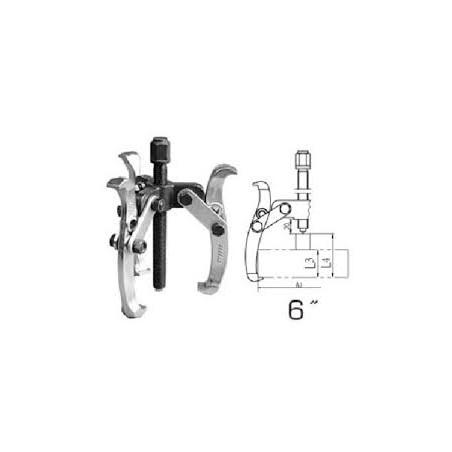 Extractor rulmenti cu 3 brate - 6'' (INDUST
