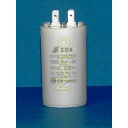 Condensator 20UF 450V pornire motor