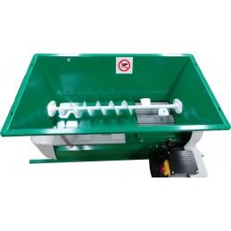 Zdrobitor desciorchinator cu motor 1CP Lore Enologia, LGCSR3