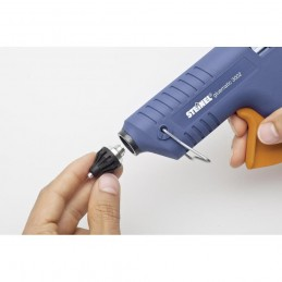 Pistol de lipit cu silicon 11mm 200W 210º-220ºC Gluematic 3002, 333317, Steinel
