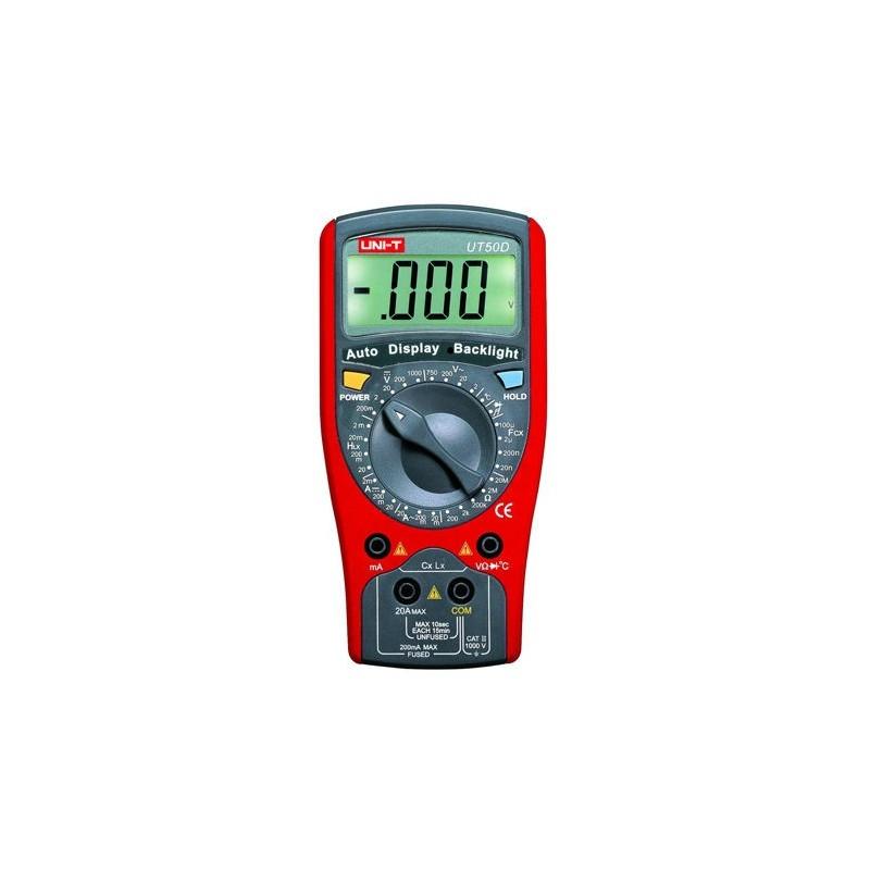 Multimetru UT50D MIE0063