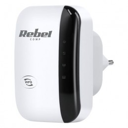 Range extender-repeater 300mBPS REBEL