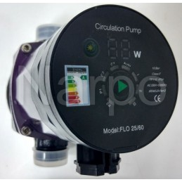 Pompa de circulare recirculare 25-60 130 control electronic