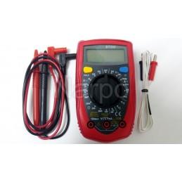 Aparat de masura digital DT33C Profesional temperatura diode continuitate