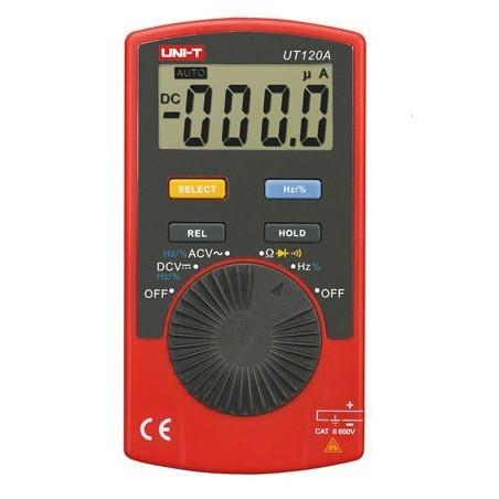Multimetru digital automat UT120A