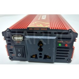 Invertor auto 12V 1500W