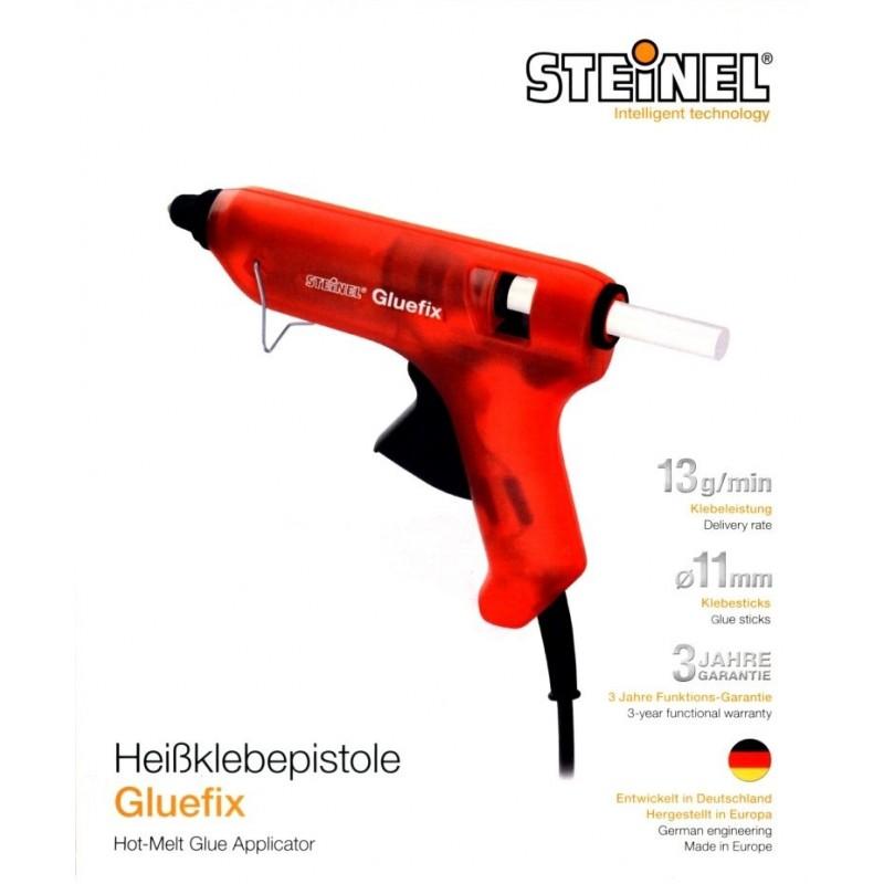 Pistol de lipit electric Gluefix 175W 200°C 11mm