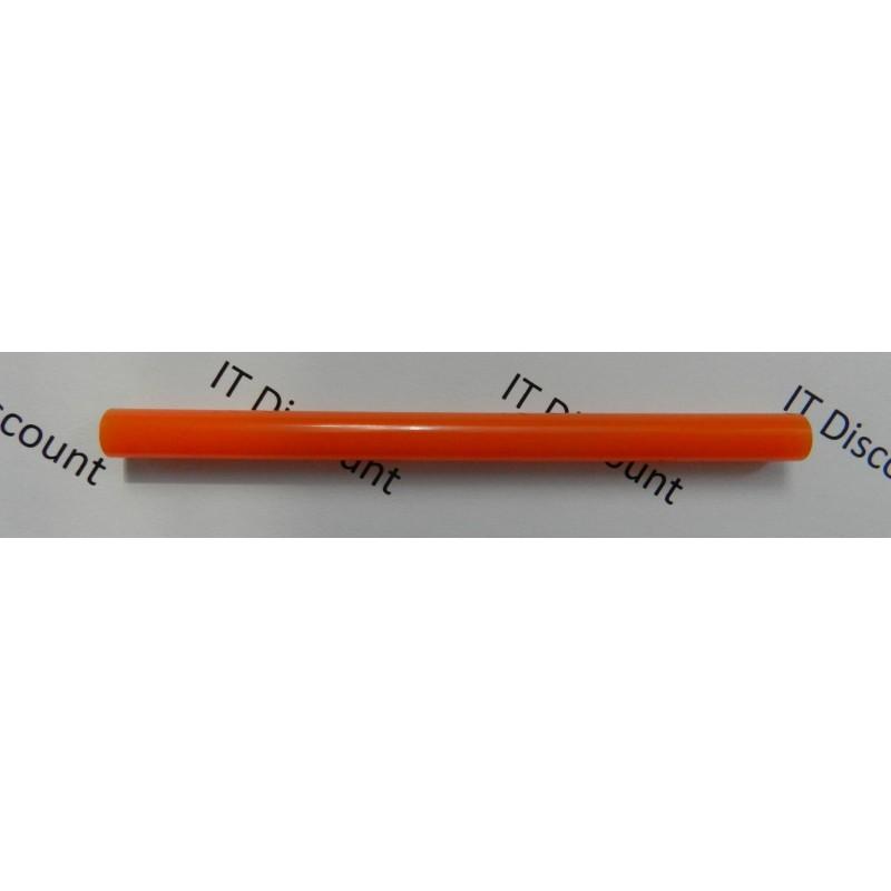 Bara silicon pentru pistol de lipit cu diametru de 7 mm baton bagheta transparent sau colorat 7mm 10cm