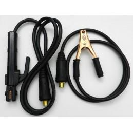Set cabluri de sudura LS-300A 1.9m 13mm