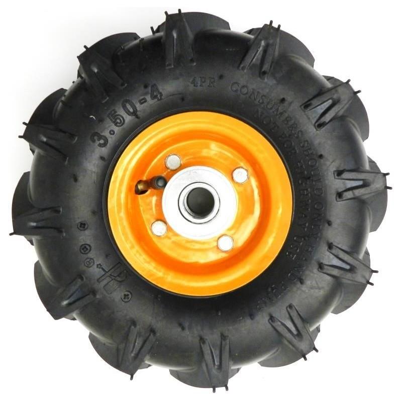 Roata tractor 350-4, cu rulment