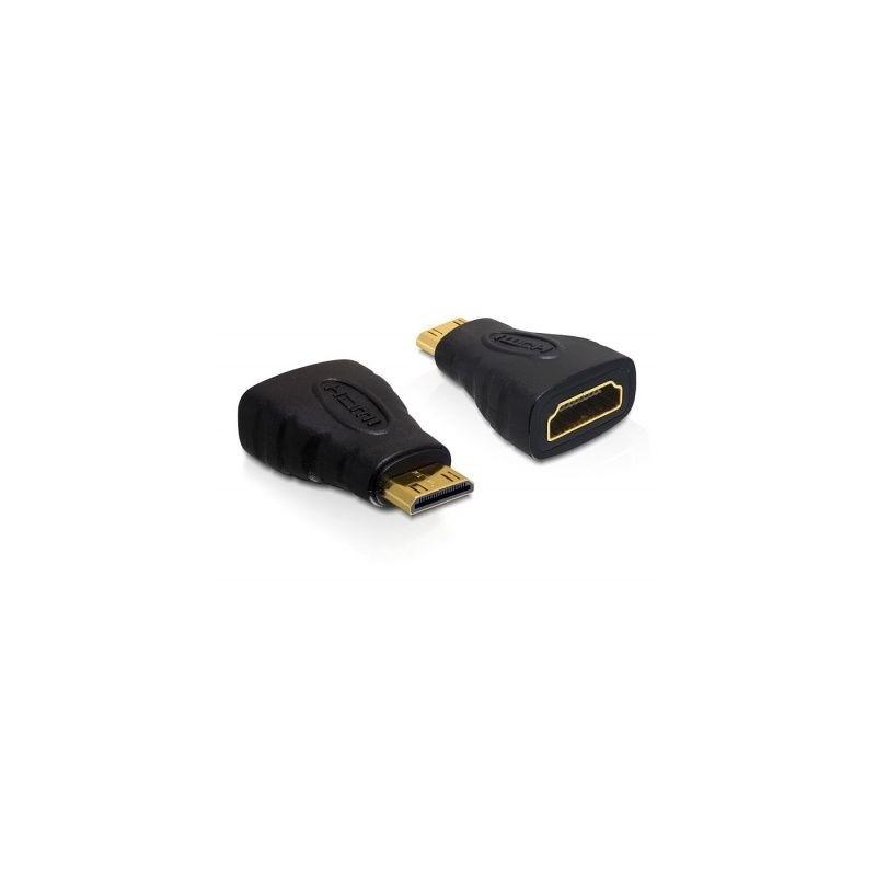 Adaptor HDMI mama la mini HDMI-C tata