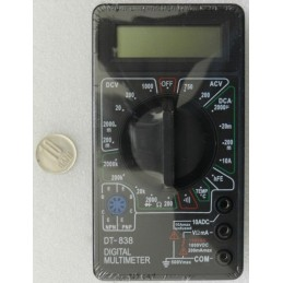 Multimetru digital DT-838