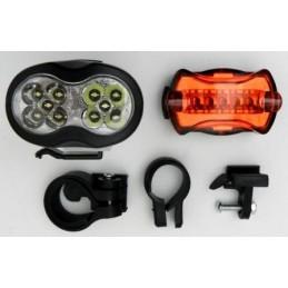 Set lanterna (5x2 led) si licurici (5 led)