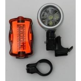 Set lanterna (5 led) si licurici (5 led)