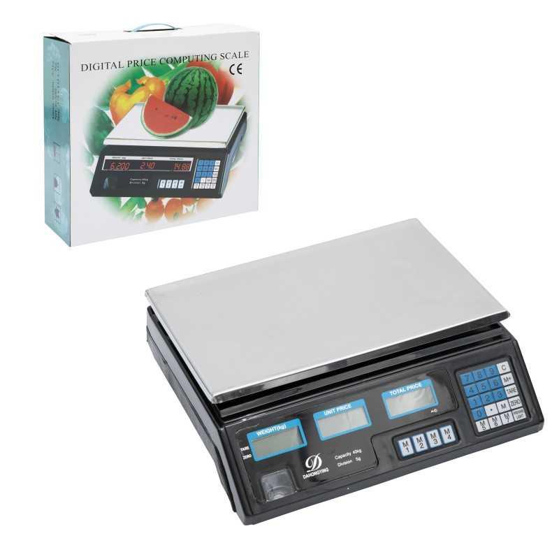 Cantar electronic 40kg cu acumulator