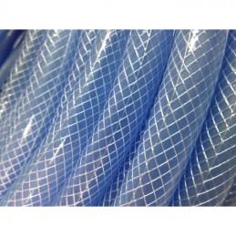 Furtun apa cu insertie textila, transparent, 1 tol, 50 metri, Ø32, Micul Fermier, GF-0845