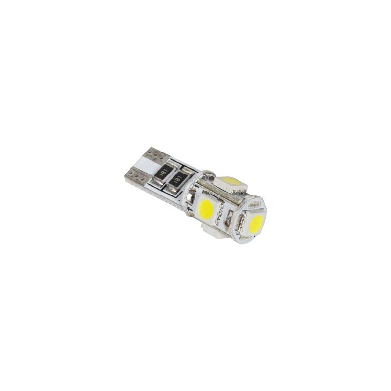 BEC LED 5X SMD5050 ALB AUTO CANBUS T10