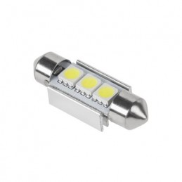 BEC LED 3X SMD5050 ALB AUTO CANBUS T11X36