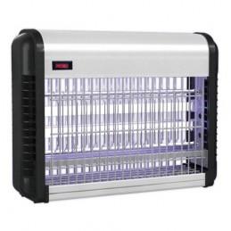 Insectocutor cu UV 2x8W pentru distrugerea insectelor, InsectoKILL M16, 80mp
