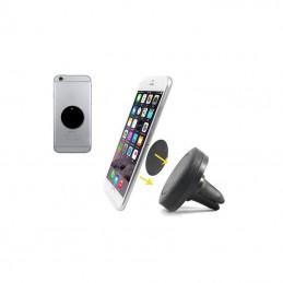 Suport universal magnetic pentru grila aerisire auto telefon, ML0684