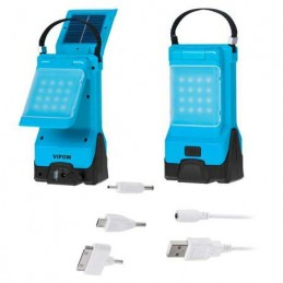 LAMPA CAMPING 2X16SMD 200LM
