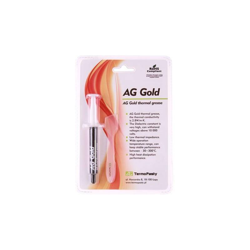 Pasta siliconica termoconductoare GOLD 3G AG