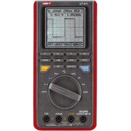 Multimetru digital functie osciloscop UT81C