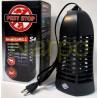 Insectocutor cu UV 4W pentru distrugerea insectelor, InsectoKILL S4, 25mp